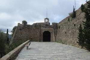 The castle of St. George
