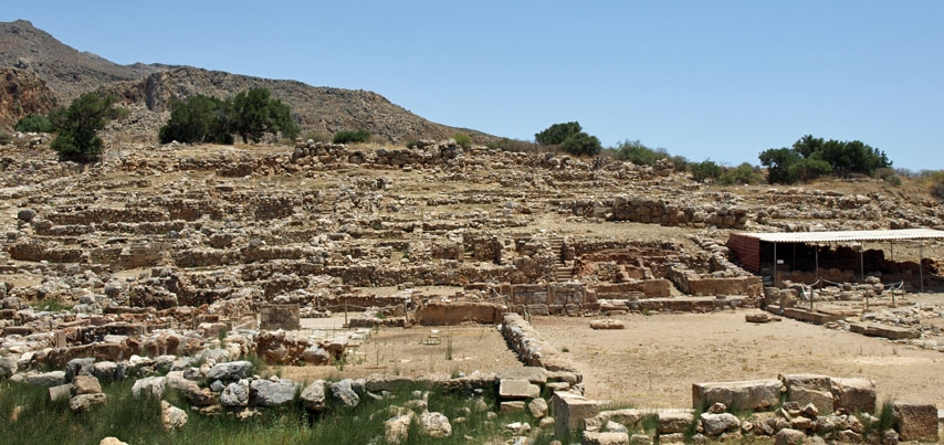 The Palace of Zakros