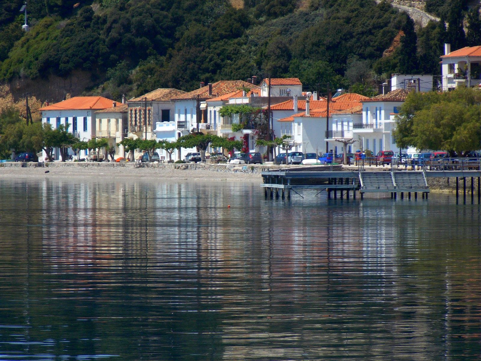 Limni is perhaps one of the most interesting choices available in Evia